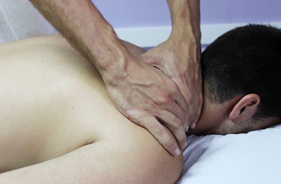Osteopath in Woking